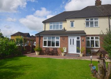 Thumbnail 4 bedroom semi-detached house for sale in Simpson Road, Bletchley, Milton Keynes