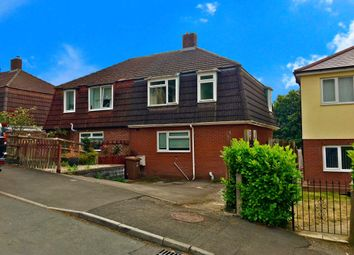 Thumbnail 3 bed property to rent in Rectory Road, Bedwas, Caerphilly