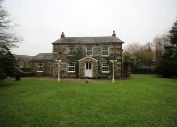 Thumbnail 3 bed detached house for sale in Herland Hill, Gwinear, Hayle, Cornwall
