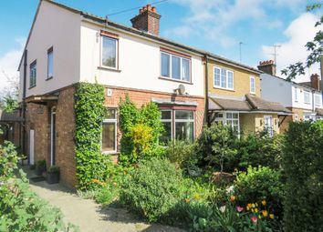 Thumbnail 3 bed semi-detached house for sale in First Avenue, Garston, Watford