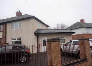 Thumbnail 3 bedroom end terrace house for sale in Fanshawe Road, Birmingham