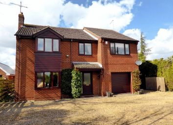 Thumbnail 4 bed property for sale in North Road, Gedney Hill, Lincolnshire