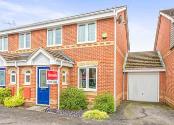 Thumbnail 3 bed semi-detached house for sale in Herriard Place, Beggarwood, Basingstoke
