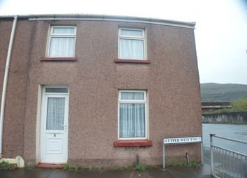 Thumbnail 2 bed terraced house for sale in Upper West End, Port Talbot