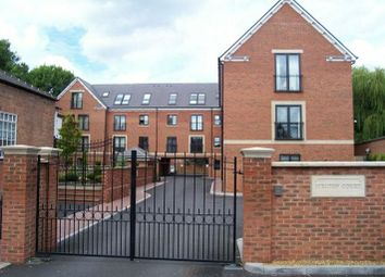 Thumbnail 2 bed flat to rent in Melton Court Apartments, Ashbourne Road, Derby, Derbyshire