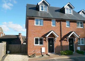 Thumbnail 3 bed end terrace house to rent in Turnpike Court, Warminster
