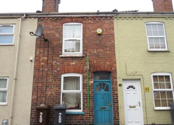 Thumbnail 2 bed terraced house for sale in Hope Street, Lincoln