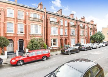 Thumbnail 4 bed flat for sale in Buer Road, London