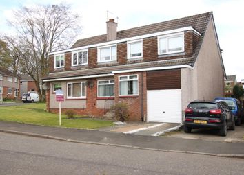 Thumbnail 4 bed property for sale in Rokeby Crescent, Strathaven