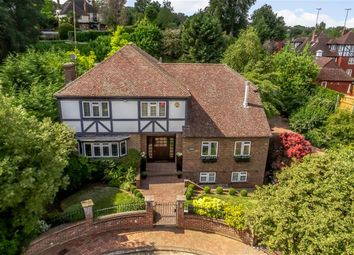 Thumbnail 5 bed detached house for sale in Tudor Close, Chislehurst