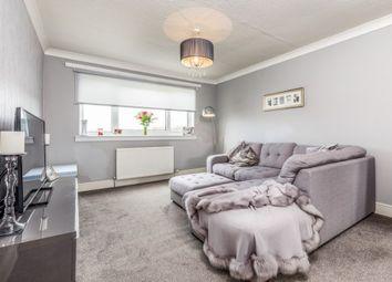 Thumbnail 2 bed flat for sale in 91 Troon Avenue, East Kilbride