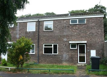 Thumbnail 3 bed end terrace house to rent in Boadicea Close, Thetford