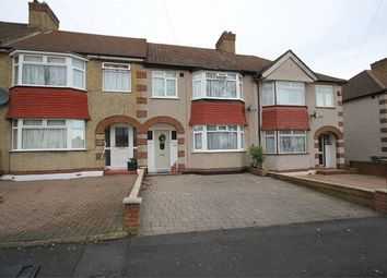 Thumbnail 3 bed terraced house for sale in Connaught Road, Sutton, Surrey