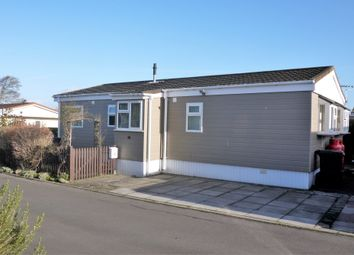 Thumbnail 2 bed mobile/park home for sale in Ivy Walk, Banwell