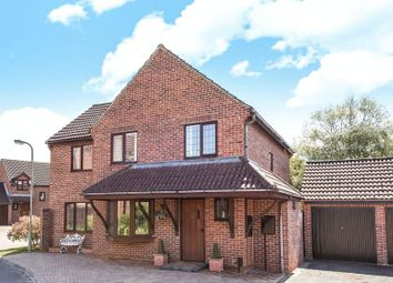 Thumbnail 5 bedroom detached house for sale in The Warren, Abingdon