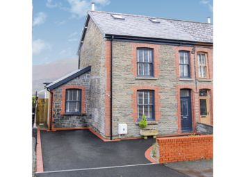 Thumbnail 4 bed semi-detached house for sale in Clare Road, Ystalyfera