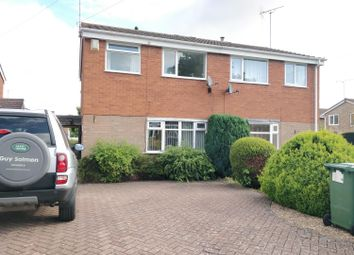 Thumbnail 3 bed semi-detached house to rent in Woodheyes Lawns, Rugeley