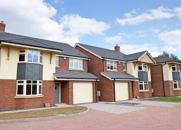 Thumbnail 5 bed detached house for sale in Burbage Road, Burbage, Hinckley
