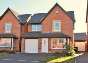 Thumbnail 3 bed detached house for sale in Earls Drive, Stenson Fields, Derby