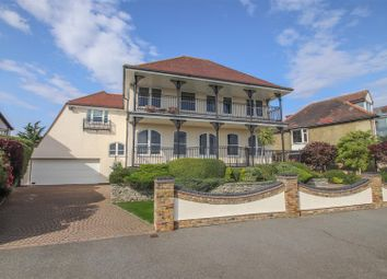 Thumbnail 5 bed detached house for sale in Chalkwell Esplanade, Westcliff-On-Sea