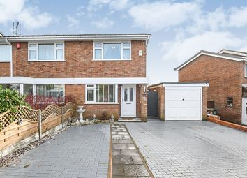 2 bed semi-detached house for sale in Meadow Lane, Newhall, Swadlincote DE11