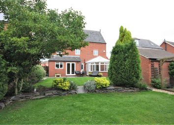 Thumbnail 5 bed detached house for sale in Jackson Road, Bagworth, Coalville