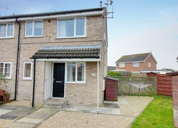 Thumbnail 1 bed block of flats for sale in Copwood Grove, York, North Yorkshire