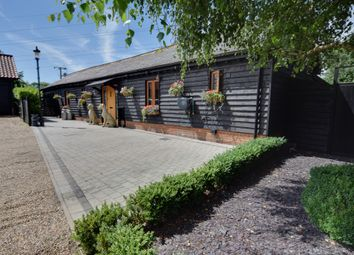 Thumbnail 4 bedroom barn conversion for sale in Box Lane, Hoddesdon, Hertfordshire