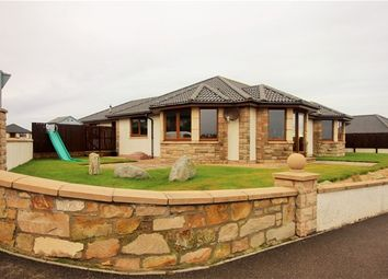 Thumbnail 4 bed detached bungalow for sale in Masonhaugh Rise, Burghead, Forres