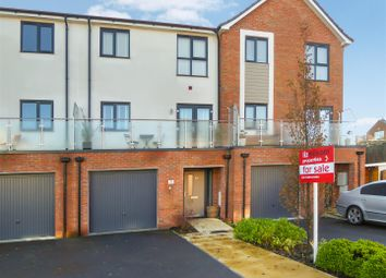 Thumbnail 4 bed town house for sale in Hewer Drive, Castle Gresley