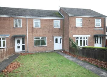 Thumbnail 2 bed terraced house for sale in St. Thomas Close, Willington, Crook