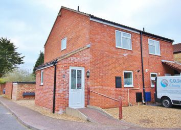 Thumbnail 2 bed semi-detached house for sale in Chestnut Close, New Costessey, Norwich