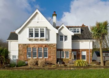 Thumbnail 11 bed detached house for sale in Whiting Bay, Isle Of Arran, North Ayrshire