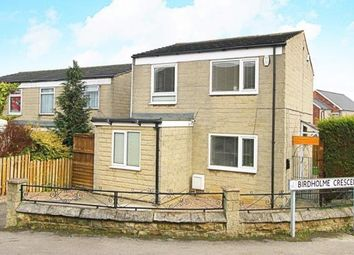 Thumbnail 3 bed property to rent in Birdholme Crescent, Chesterfield