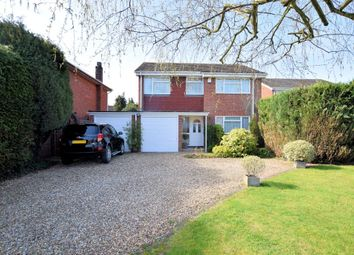 Thumbnail 4 bed detached house for sale in Elizabeth Rout Close, Spencers Wood, Reading