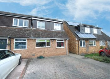 Thumbnail 2 bed semi-detached house to rent in Berners Close, Burnham, Slough