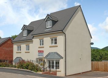 Thumbnail 4 bed semi-detached house for sale in Mametz Grove, Gilwern, Abergavenny, Sir Fynwy