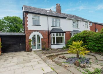 Thumbnail 5 bed semi-detached house for sale in Sherbourne Road, Heaton, Bolton, Lancashire