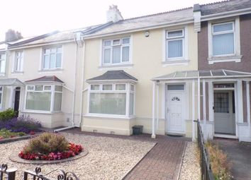 Thumbnail 3 bed terraced house for sale in Milehouse, Plymouth, Devon
