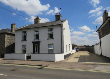 Thumbnail 4 bed detached house for sale in North Terrace, Mildenhall, Bury St. Edmunds