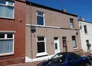 Thumbnail 2 bedroom terraced house for sale in Robert Street, Barrow-In-Furness, Cumbria