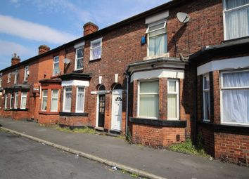 Thumbnail 2 bed terraced house for sale in Peterborough Street, Abbey Hey, Manchester