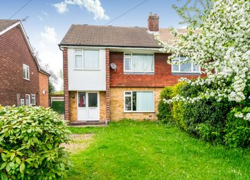 Thumbnail 4 bedroom semi-detached house to rent in Westwood Drive, Little Chalfont, Amersham