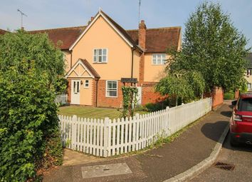 Thumbnail 3 bed semi-detached house for sale in Lion Meadow, Steeple Bumpstead, Haverhill