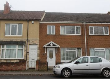 Thumbnail 3 bed terraced house for sale in Longfield Road, Darlington