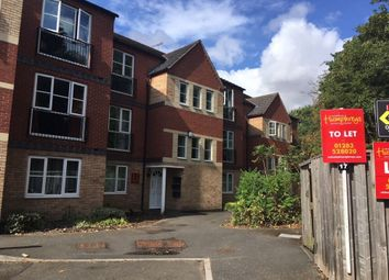 Thumbnail 2 bed flat to rent in Pavillion Grove, Burton Upon Trent, Staffordshire