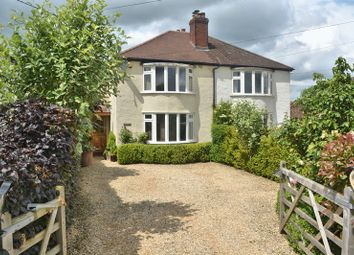 Thumbnail 3 bed semi-detached house for sale in Bessels Way, Blewbury, Didcot