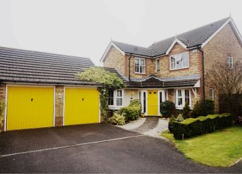 Thumbnail 4 bed detached house for sale in Pannell Drive, Folkestone