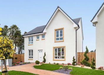 "Thumbnail 4 bed detached house for sale in ""Balmoral"" at Abbey Road, Elderslie, Johnstone"
