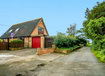 Thumbnail 4 bed detached house for sale in Skinburness, Silloth